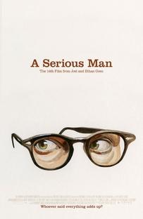 Um Homem Sério  - Poster / Capa / Cartaz - Oficial 1