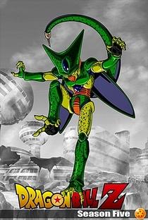 Dragon Ball Z (5ª Temporada) - Poster / Capa / Cartaz - Oficial 3