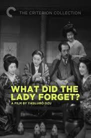 O Que Esta Mulher Esqueceu? - Poster / Capa / Cartaz - Oficial 1