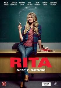 Rita (2ª Temporada) - Poster / Capa / Cartaz - Oficial 1