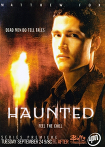 Haunted (1ª Temporada) - Poster / Capa / Cartaz - Oficial 1