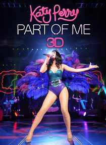 Katy Perry - Part of Me - Poster / Capa / Cartaz - Oficial 3