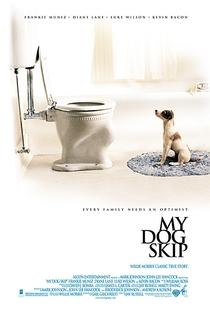 Meu Cachorro Skip - Poster / Capa / Cartaz - Oficial 3