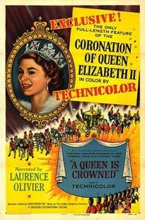 A Queen Is Crowned - Poster / Capa / Cartaz - Oficial 1
