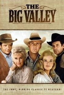 The Big Valley  - Poster / Capa / Cartaz - Oficial 1