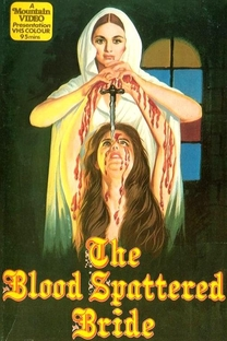 The Blood Spattered Bride - Poster / Capa / Cartaz - Oficial 2