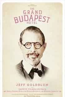 O Grande Hotel Budapeste - Poster / Capa / Cartaz - Oficial 21