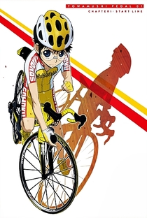 Yowamushi Pedal (1ª Temporada) - Poster / Capa / Cartaz - Oficial 2