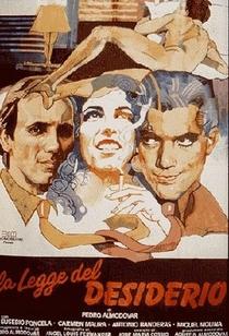 A Lei do Desejo - Poster / Capa / Cartaz - Oficial 4
