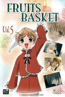 Fruits Basket - Poster / Capa / Cartaz - Oficial 6