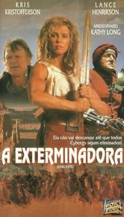 A Exterminadora - Poster / Capa / Cartaz - Oficial 3