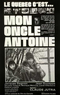 Meu Tio Antoine - Poster / Capa / Cartaz - Oficial 2