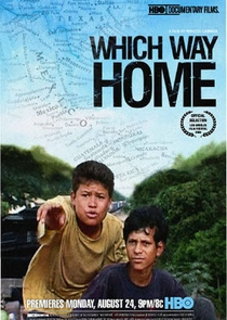 Which Way Home - Poster / Capa / Cartaz - Oficial 1