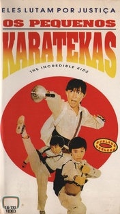 Os Pequenos Karatekas - Poster / Capa / Cartaz - Oficial 1