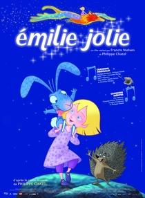 Emilie Jolie - Poster / Capa / Cartaz - Oficial 1