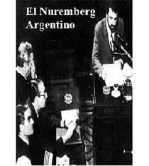 El Nuremberg Argentino - Poster / Capa / Cartaz - Oficial 1