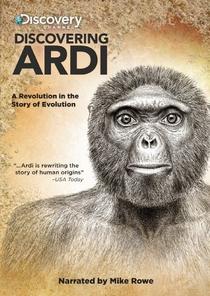Descobrindo Ardi - Poster / Capa / Cartaz - Oficial 2