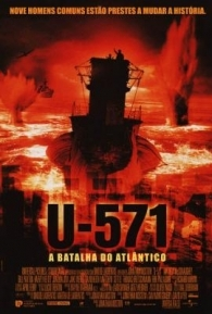 U-571 - A Batalha do Atlântico - Poster / Capa / Cartaz - Oficial 3