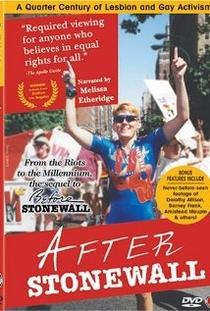 Depois de Stonewall - Poster / Capa / Cartaz - Oficial 1