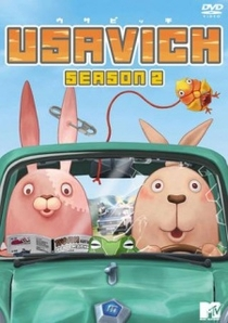 Usavich (2ª Temporada) - Poster / Capa / Cartaz - Oficial 1