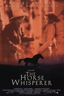 O Encantador de Cavalos - Poster / Capa / Cartaz - Oficial 1