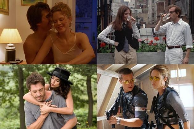 Especial Dia dos Namorados | Casais que atuaram juntos no cinema