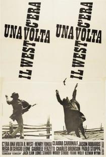 Era uma Vez no Oeste - Poster / Capa / Cartaz - Oficial 15