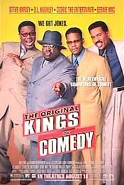 The Original Kings of Comedy - Poster / Capa / Cartaz - Oficial 1