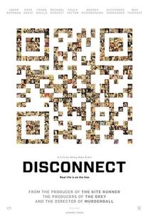 Os Desconectados - Poster / Capa / Cartaz - Oficial 3