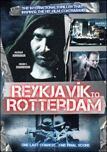 Reykjavík Rotterdam - Poster / Capa / Cartaz - Oficial 2