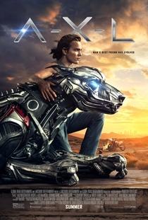 A.X.L.: O Cão Robô - Poster / Capa / Cartaz - Oficial 1