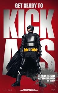 Kick-Ass - Quebrando Tudo - Poster / Capa / Cartaz - Oficial 21