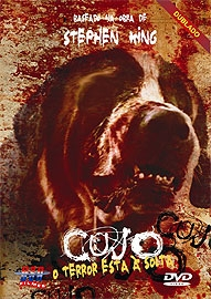 Cujo - Poster / Capa / Cartaz - Oficial 6