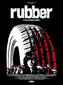 Rubber - Poster / Capa / Cartaz - Oficial 3
