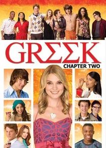 Greek (2ª Temporada) - Poster / Capa / Cartaz - Oficial 1