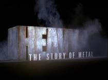 Heavy - A História do Metal - Poster / Capa / Cartaz - Oficial 1