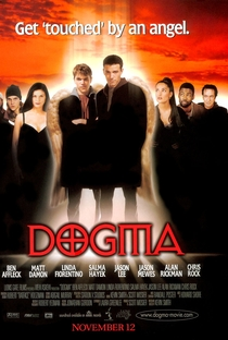 Dogma - Poster / Capa / Cartaz - Oficial 1