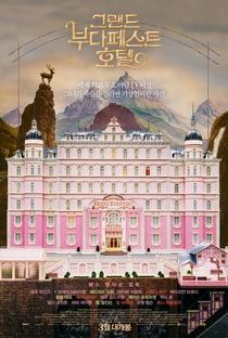 O Grande Hotel Budapeste - Poster / Capa / Cartaz - Oficial 8