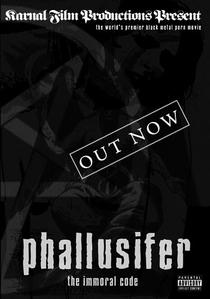 Phallusifer - The Immoral Code - Poster / Capa / Cartaz - Oficial 3