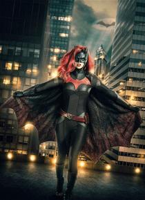 Batwoman (1ª Temporada) - Poster / Capa / Cartaz - Oficial 1