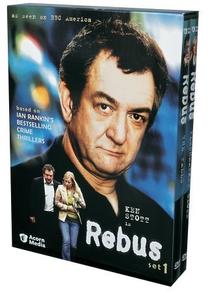 Rebus (2ª Temporada) - Poster / Capa / Cartaz - Oficial 1