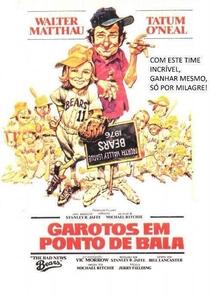Garotos em Ponto de Bala - Poster / Capa / Cartaz - Oficial 1