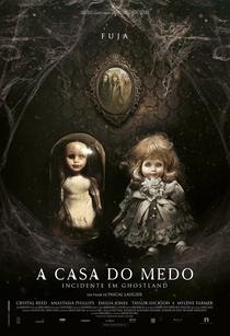 A Casa do Medo: Incidente em Ghostland - Poster / Capa / Cartaz - Oficial 2