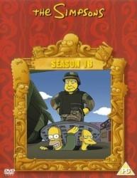 Os Simpsons (18ª Temporada) - Poster / Capa / Cartaz - Oficial 1