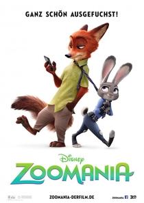 Zootopia: Essa Cidade é o Bicho - Poster / Capa / Cartaz - Oficial 10