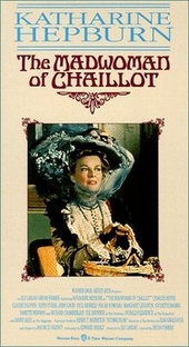 A Louca de Chaillot - Poster / Capa / Cartaz - Oficial 1