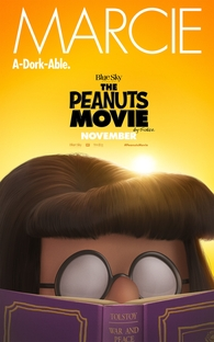 Snoopy & Charlie Brown - Peanuts: O Filme - Poster / Capa / Cartaz - Oficial 22