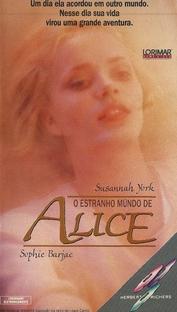 O Estranho Mundo de Alice - Poster / Capa / Cartaz - Oficial 2