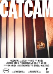 CatCam - Poster / Capa / Cartaz - Oficial 1