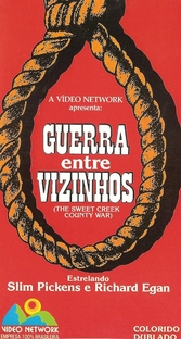 Guerra Entre Vizinhos - Poster / Capa / Cartaz - Oficial 1